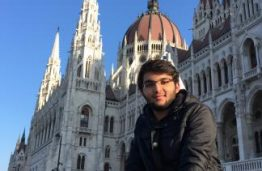 """Erasmus exchange program in Panevėžys was perfect for me"" – student Muhammed"